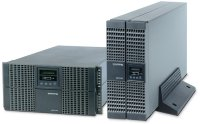 UPS SOCOMEC Netys RT 9000VA (NRT2-9000K), online de 9000VA si 7200W, backup 8min, online dubla conversie cu bypass automat, semnal sinusoidal, rack mount; timp incarcare: 4 ore, tensiune iesire selectabila: 230V +/-2%, 50/60Hz, cu display LCD, Gri
