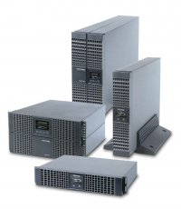 UPS SOCOMEC Netys RT 11000VA Charger (NRT2-U11000CLA), online pe 11000VA si 9000W, online dubla conversie cu bypass automat, semnal sinusoidal, rack mount si necesita baterie externa, cu display LCD, Gri