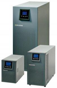 UPS SOCOMEC ITYS 10000VA, 9000W, Online dubla conversie, charger fara acumulator (ITY2-TW100LB)