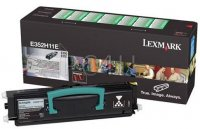 Toner Original Lexmark E352H11E Black compatibil Lexmark E350, E352, 9000p
