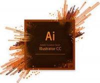 Adobe Illustrator CC, WIN/MAC, English, Licensing Subscription Renewal, 1 User, 1 Year