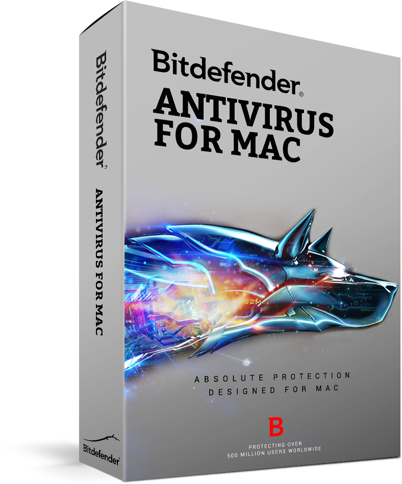 Bitdefender Antivirus  for Mac,3 Mac, 2 Years, Licenta noua, Electronica