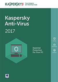 Kaspersky Anti-Virus European Edition. 3-Desktop 2 year Base License Pack