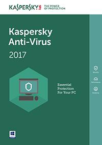 Kaspersky Anti-Virus European Edition. 4-Desktop 2 year Base License Pack