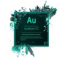 Adobe Audition CC, WIN/MAC, English, Licensing Subscription Renewal, 1 User, 1 Year