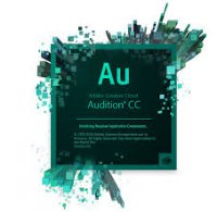 Adobe Audition CC, WIN/MAC, Multi European Languages, Licensing Subscription Renewal, 1 User, 1 Year