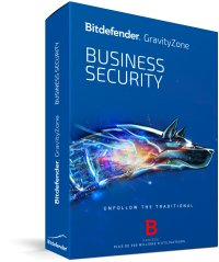 Bitdefender GravityZone Business Security  3 - 14 nods 1 year Licenta noua (acopera un nod)