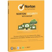 Norton Security Premium + 25GB Backup  10user, 1 Year, licenta electronica