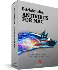 Bitdefender Antivirus  for Mac, 3 Mac, 1 Year, Licenta noua, Electronica