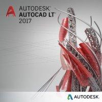 Autodesk AutoCAD LT 2017 Commercial New Single-user ELD 2-Year Subscription with Advanced Support