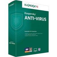 Kaspersky Anti-Virus Eastern Europe Edition. 1-Desktop 15 months Base BOX