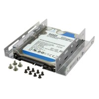 Mounting Bracket for 2,5' HDD in 3,5' Bay (AD0009)
