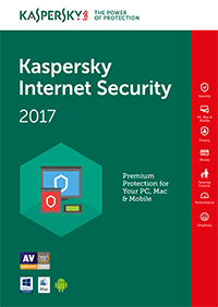 Kaspersky Internet Security - Multi-Device European Edition. 1-Device 1 year Base License Pack