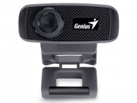 CAMERA WEB GENIUS 'FaceCam 1000X v2', Sensor CMOS 720p, Video: 1280x720 pixels (32200223101)