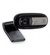 Camera Web cu microfon Logitech Webcam C170, 640x480p (960-000760)
