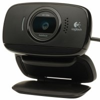 CAMERA WEB Logitech 'B525', HD, Video: 1280 x 7200 pixels  (960-000842)