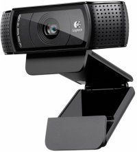 Camera Web Logitech Webcam C920, FullHD 1920x1080, 15MP Sensor, Microfon, Carl Zeiss lens, USB 2.0 (960-000769)