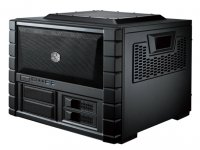 CARCASA COOLER MASTER  HAF XB EVO, mid-tower, ATX, 2x 120mm fan (inclus), I/O panel, 2x USB 3.0, manere, Black (RC-902XB-KKN2)