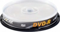 DVD-R 4.7GB/120Min 16x Spacer 25buc/set