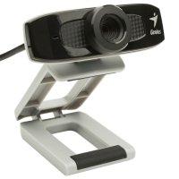 Camera web Genius FaceCam 320, Sensor CMOS 0.3Mp, Video: 640x480 pixels, microfon