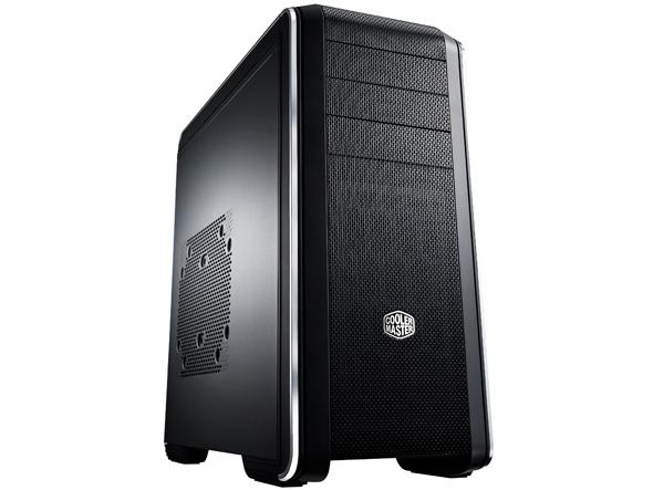 CARCASA COOLER MASTER  CM 690 III, mid-tower, ATX, 1x 200mm + 1x 120mm fan (inclus), I/O panel, 2x USB 3.0,  Black (CMS-693-KKN1)