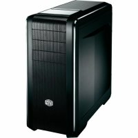 CARCASA COOLER MASTER. CM 690 III, window version, mid-tower, ATX, 1* 140mm & 1* 120mm fan (inclus), black (CMS-693-KWN1)