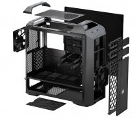CARCASA COOLER MASTER. MasterCase 5, mid-tower, ATX, 2* 140mm fan (inclus), I/O panel, black (MCX-0005-KKN00)