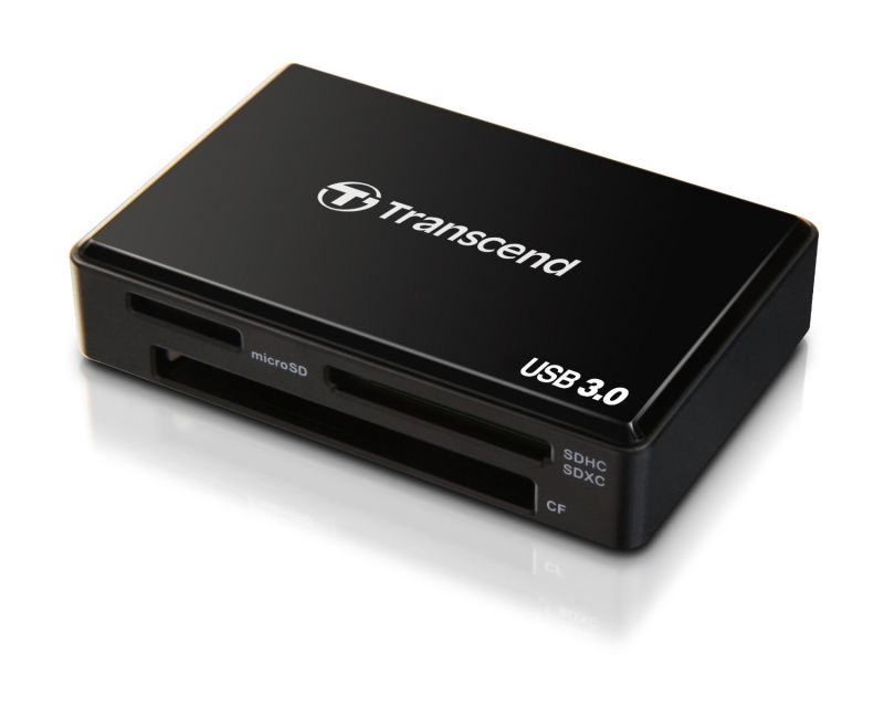 CARD READER USB 3.0 All-in-1 TRANSCEND (TS-RDF8K)