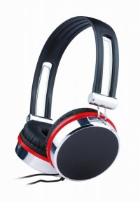Casti stereo cu microfon Gembird, lungime fir 1.5m, control volum pe cablu, conector jack 3.5mm (MHS-903)