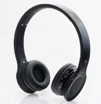Casti Bluetooth cu microfon Gembird Berlin, frecventa 20Hz - 20kHz, bluetooth v3.0+EDR, cu acumulator Li-ion 320mAh si autonomie 10h (250h stand-by), Black (BHP-BER-BK)