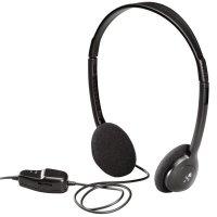 Casti stereo Logitech Dialog 220 (980177-0000)