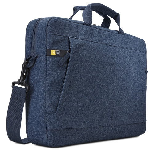 Geanta laptop Huxton 15' Attache, blue, Case Logic (HUXA115B)