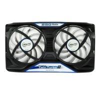 COOLER VGA ARCTIC 'Accelero Twin Turbo II', AMD R9 380X & NVIDIA GTX980, 5* heatpipe, 250W (DCACO-V540000-BL)