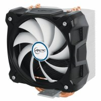 COOLER CPU ARCTIC.. 'Freezer i30', INTEL, soc 2011x/115x, Al-Cu, 4* heatpipe contact direct, 320W (UCACO-FI30001-GB)