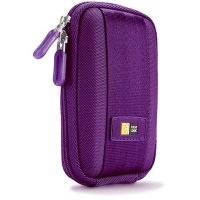 Husa camera foto, spuma eva, Case Logic QPB-301-PURPLE (QPB301P)