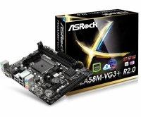 MB  skt FM2+  (AMD A58) ASROCK mATX (FM2A58M-VG3+ R2.0)