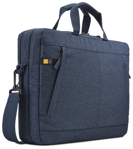 Geanta laptop Huxton 15.6' Expanded Bag, blue , Case Logic (HUXB115B)