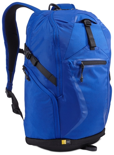 Rucsac laptop Case Logic Griffith Park 15.6'' PC/MacBook, buzunar intern tableta, albastru (BOGB115ION)