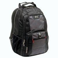 Rucsac laptop 16' / 41 cm Black/Gray, Wenger 'PILLAR' (600633)