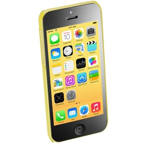 Husa BOOST IPH5C -YELLOW FLUO HARD CASE (BOOSTIPH5CY)