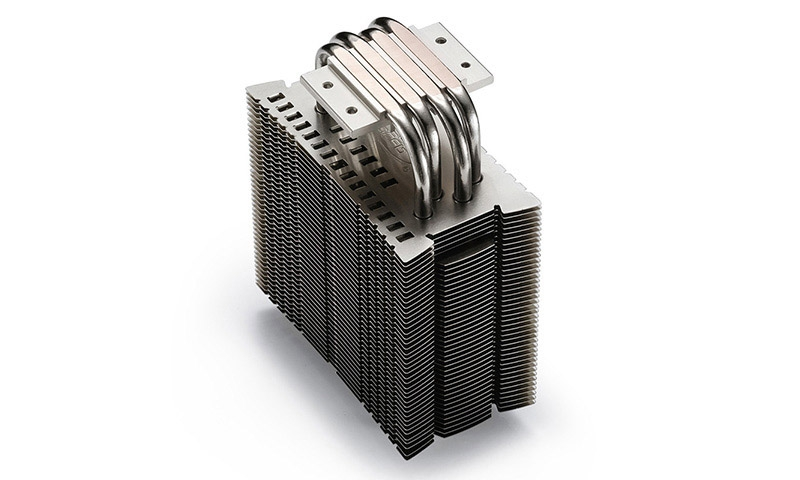 COOLER DEEPCOOL CPU, universal, soc LGA1366/115x/775 & AMD FM1/AM3/AM2+/AM2, Al, 4 HeatPipe (GAMMAXX S40)