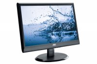 MONITOR AOC 18.5' LED, 1366x768, 5ms, 250cd/mp, vga+dvi-d (E950SWDAK)