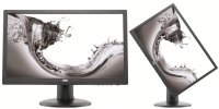 MONITOR AOC 23' LED, 1920x1080, 5ms, 250cd/mp,  vga+hdmi+dvi (I2360PHU)