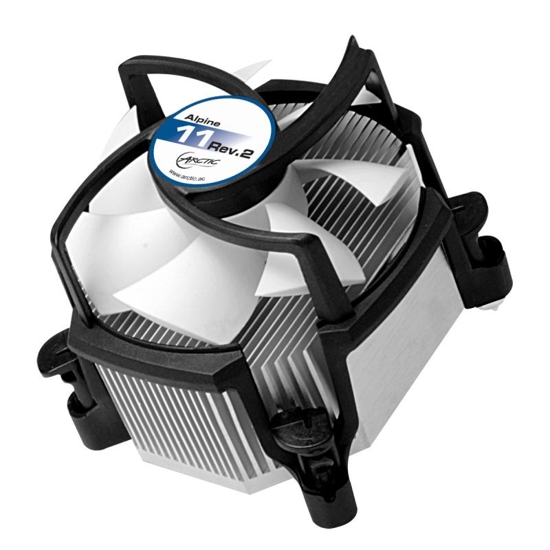 COOLER CPU ARCTIC   'Alpine 11 Rev.2', INTEL, soc 115x/775, Al, 95W (UCACO-AP111-GBB01)