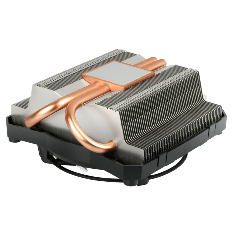 COOLER CPU ARCTIC 'Freezer 11 LP', INTEL, soc 115x/775, Al-Cu, 2* heatpipe, low profile, 100W (UCACO-P2000000-BL)