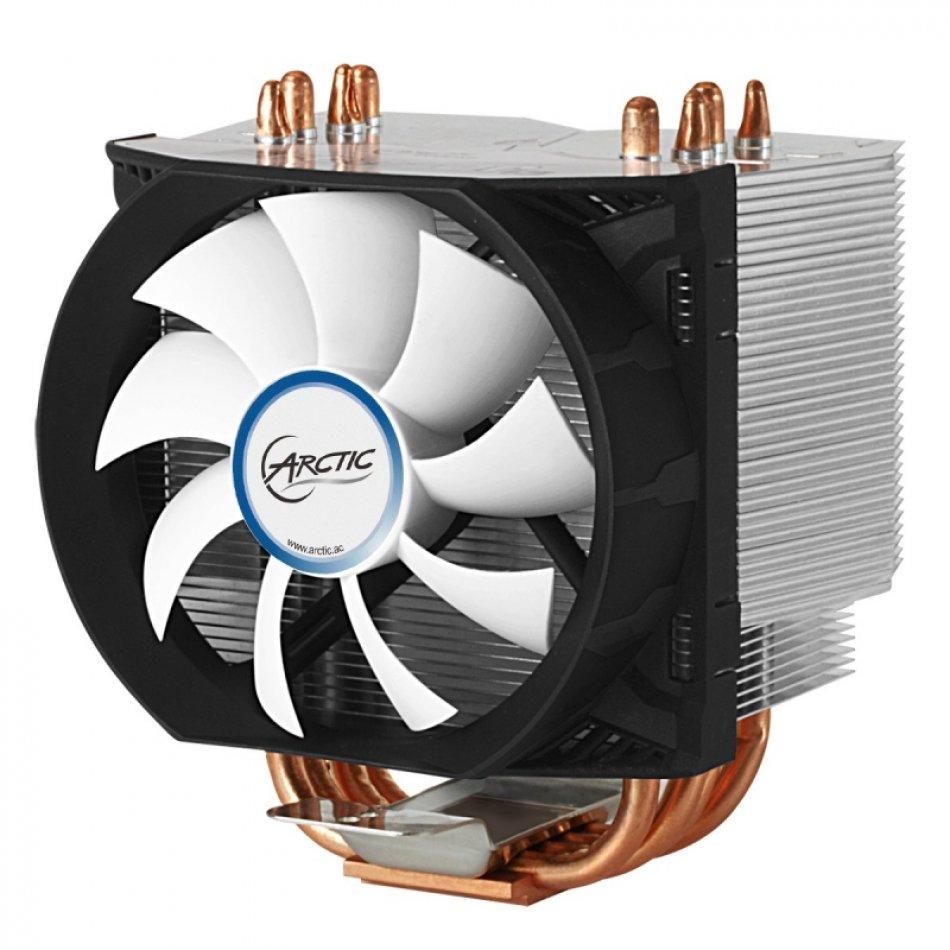COOLER CPU ARCTIC.  'Freezer 13', universal, soc 1366/115x/775/FMx/AMx/939/754, Al-Cu, 4* heatpipe, 200W (UCACO-FZ130-BL)