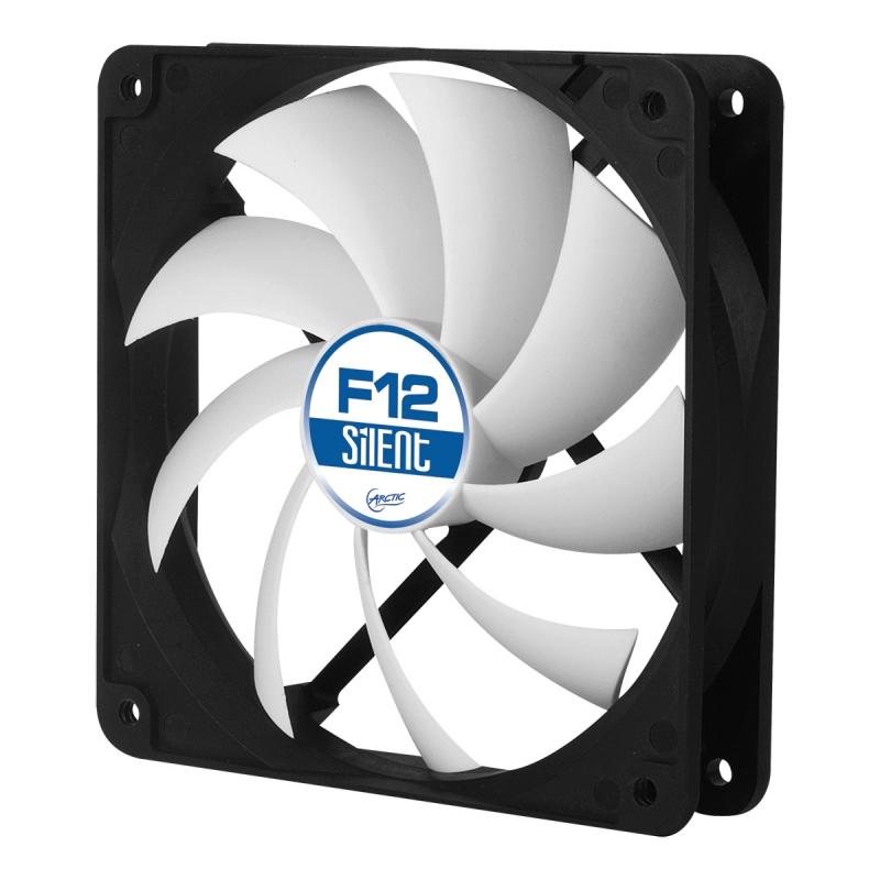 FAN FOR CASE ARCTIC 'F12 Silent' 120x120x25 mm, low noise FD bearing (ACFAN00027A)