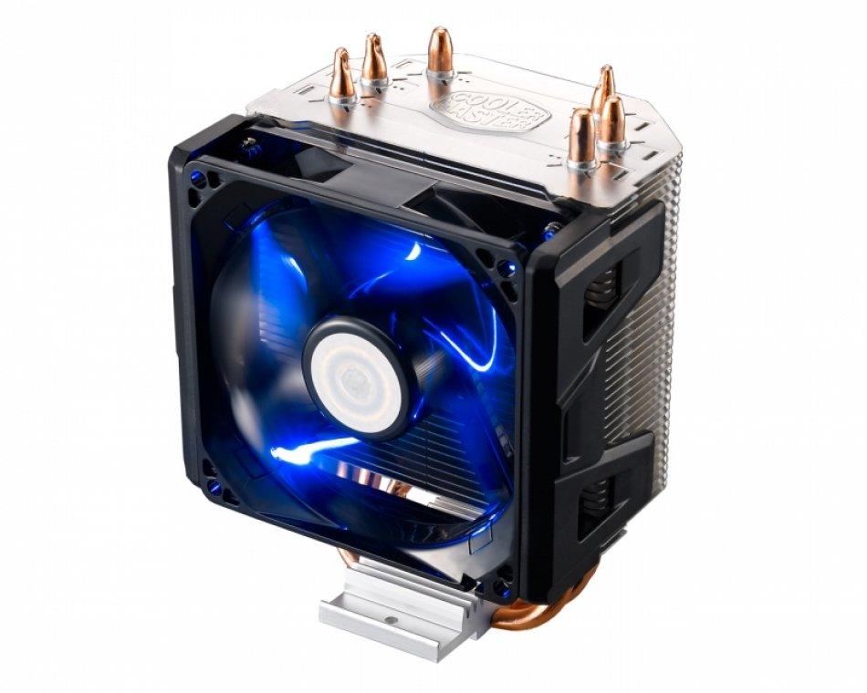 Cooler CPU COOLER MASTER Hyper 103, ventilator 92mm, PWM, 3x heatpipe, Universal (RR-H103-22PB-R1)