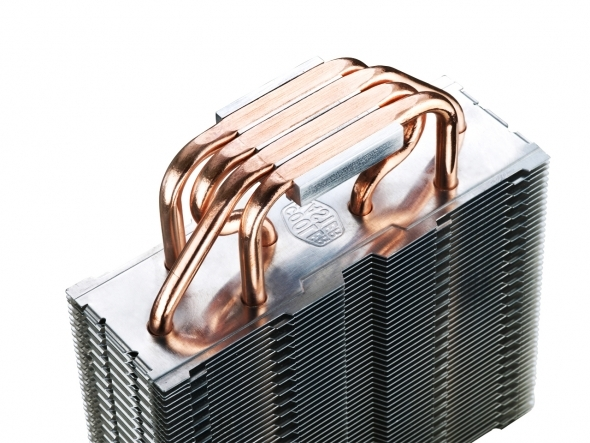 Cooler CPU COOLER MASTER Hyper T4, ventilator 120mm, PWM, 4x heatpipe, Universal (RR-T4-18PK-R1)