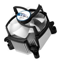 COOLER CPU ARCTIC   'Alpine 11 Rev.2', INTEL, soc 115x/775, Al, 95W (UCACO-AP111-GBB01)